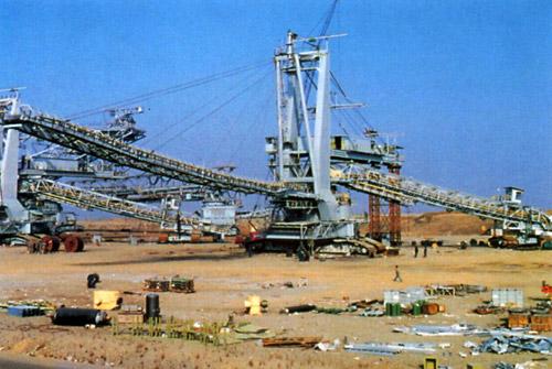 aspate - Open Cast Mining Projects 4